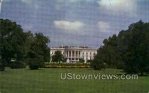 White House Washington DC DC Unused