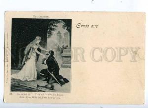 190159 GRUSS AUS Tannhauser WAGNER Opera Vintage Paul Albert