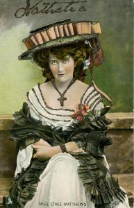 Famous People - Miss Ethel Matthews