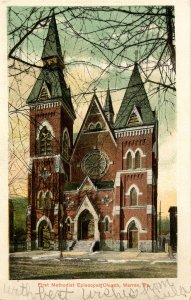 PA - Warren. First Methodist Episcopal Church