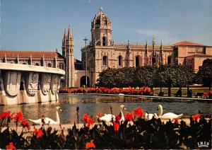 Lisboa, Portugal - Mosteiro dos Jeronimos