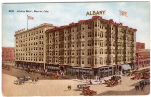 Denver, Colo, Albany Hotel