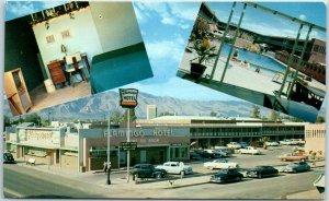 Tucson, Arizona Postcard FLAMINGO HOTEL 1300 N. Stone Ave Roadside c1960s Unused
