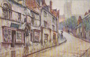 RP; 5-Views of Burnham-on-Sea, Somerset, England, United Kingdom, PU-1953