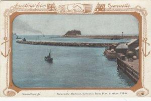 NEWCASTLE , N.S.W. , Australia , 00-10s ; Harbour
