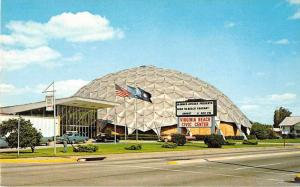 Virginia Beach Virginia Virginia Beach Civic Center Vintage Postcard J53380