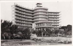 RP; ACAPULCO, Guerrero, Mexico, Hotel Club de Pesca, 30-50s