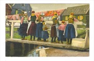 Kids , Marken ,  Netherlands, 00-10s