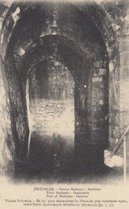 JERUASALEM , Pool of Bethesda , 00-10s