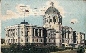 USA Minnesota Capitol St Paul Silver Lake and more Postcard Lot of 7 01.19