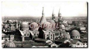 Postcard Modern Padova Panorama