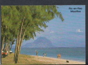 Mauritius Postcard - The Beach of Flic-En-Flac     T7007