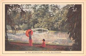 Buitenzorg Indonesia, Republik Indonesia In Den Botanischen Tuin Buitenzorg I...