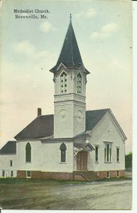 Methodist Church, Brownville, Me