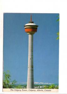 Calgary Tower, Calgary, Alberta, Photo Walter Petrigo