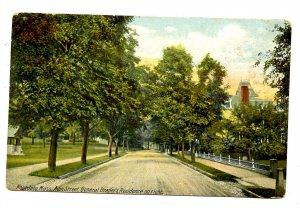 MA - Hopedale. Adin Street