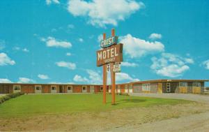 Crest Motel, Lethbridge, Alberta, Canada, 40´s-60´s