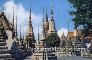 Wa Po Bangkok Thailand Unused