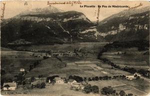 CPA La Placette - Le Pas de Misericorde (584087)