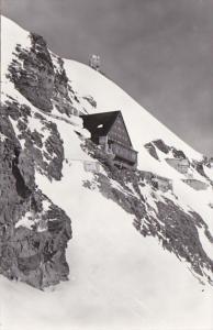 Switzerland Jungfraujoch Berghaus und Sphinx Pavillon Photo