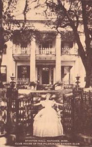 Stanton Hall Club Houise Of The Pilgrimage Garden Club Natchez Mississippi