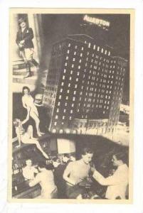 5-Views, The Allerton Hotel, Cleveland, Ohio, 30-40s