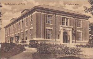 Massachusetts Amhurst Flint Laboratory M.A.C. Albertype
