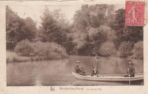 Mondorf-les-Bains , Luxembourg , 1910-20s ; Le Lac au Parc