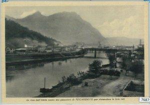 76871 - CARTOLINA d'Epoca - LECCO  provincia :  PESCARENICO