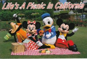 MIckey Mouse & Friends Life's A Picnic In California
