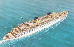 S/S Queen Frederica, 1940s-Present