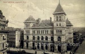 Post Office Albany NY 1909