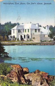 4496 Bermuda  1928  Tom Moore, The Poet´s House Walsingham