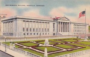 Nasville War Memorial Building Tennessee