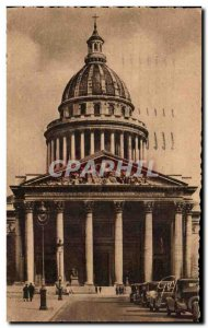 Old Postcard Paris And Its Wonders Pantheon