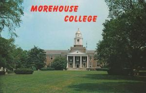 Morehouse College - Atlanta GA, Georgia