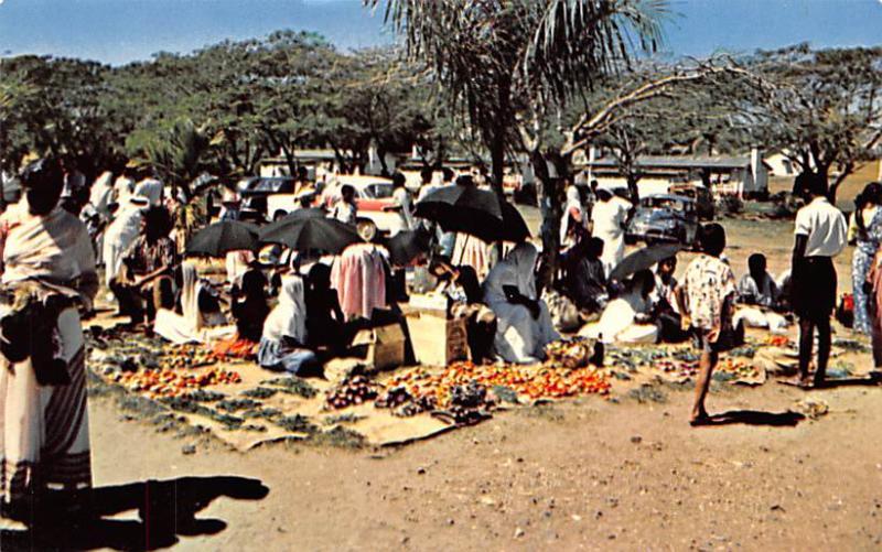 Fiji Market Day  Market Day