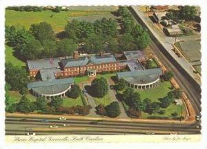 Shrine hospital,Greenville,SC 60-70s