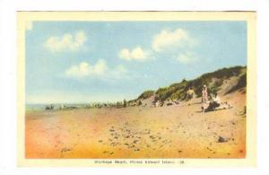 Stanhope Beach, Prince Edward Island, Canada 1930-50s