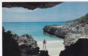 ISLE DE LA TORTUE, Haiti, 1940-1960's; Pirate's Cove