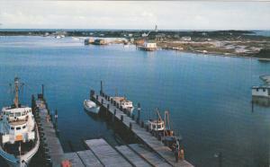 Ocracoke Lighthouse, Silver lake, Fishing Vessels, OCRACOKE, North Carolina, ...