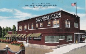 Indiana Roby Phil Smidt & Son Restaurant sk4334