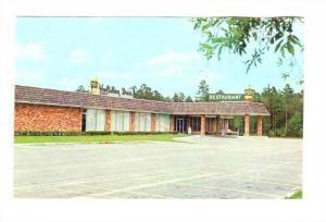 Holiday Inn, Restaurant, Walterboro, South Carolina, 1940-1960s