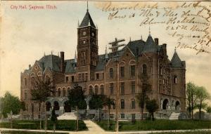MI - Saginaw. City Hall