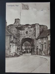 Sussex: Rye, Landgate c1933