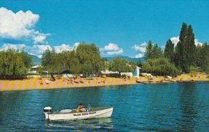 Canada British Columbia Kelowna Golden Sands Resort & Motel