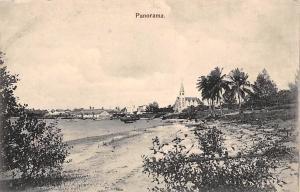 German East Africa Tanzania, Dar Es Salaam, Panorama, A. Monteiro