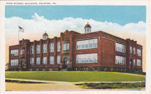 High School , PALMYRA , Pennsylvania , 1910s