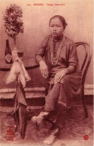 CPA VIETNAM SAIGON - Congai Annamite (321275)