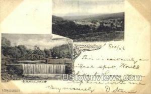 Race Way Barryville NY 1906